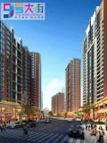 5千多买人民路九号184平全江景站在17米走廊观风景